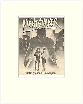 The Nightstalker (1972) by megpato