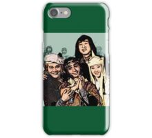 Pilgrimage to the West iPhone Case/Skin