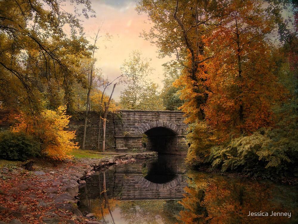 Stone Bridge by Jessica Jenney