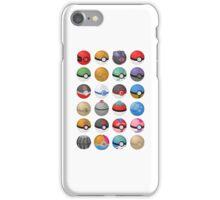 Pokéball 2 iPhone Case/Skin