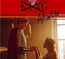 Arwen by Allison Imagining