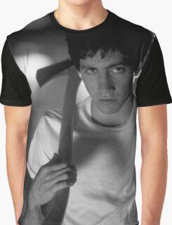 Donnie Darko (Black and White) Graphic T-Shirt