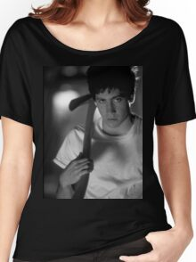 Donnie Darko (Black and White) Women's Relaxed Fit T-Shirt