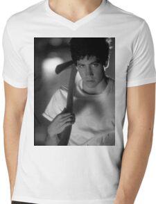 Donnie Darko (Black and White) Mens V-Neck T-Shirt