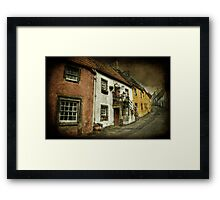 Culross Framed Print