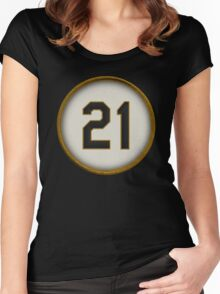 21 - Arriba Women's Fitted Scoop T-Shirt