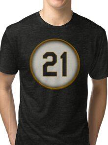 21 - Arriba Tri-blend T-Shirt
