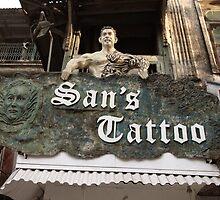 tattoo shop by rainbowvortex