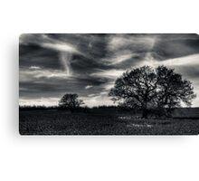 Ghost Sky Canvas Print