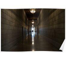 A Corridor Poster