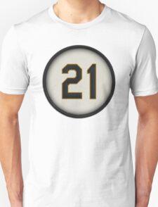21 - Arriba (alt version) Unisex T-Shirt