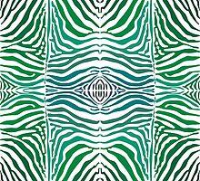Background skin zebra by gepard