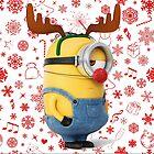 christmas minion by reezee
