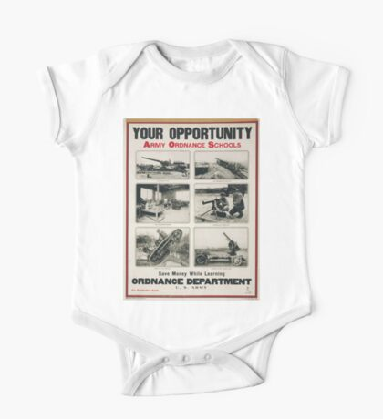 Your opportunity Army ordnance schools One Piece - Short Sleeve