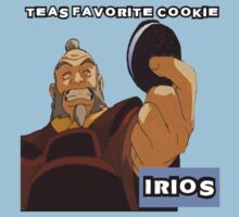 Irios, Teas Favorite Cookie  by Nenmithrim