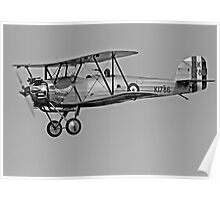 Hawker Tomtit 1930 Poster