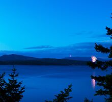 Independence Day, North Puget Sound, Washington by BH Neely