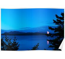 Independence Day, North Puget Sound, Washington Poster