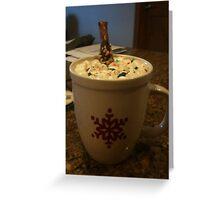 Christmas Coco  Greeting Card