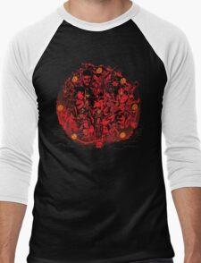 Rise my sun Men's Baseball ¾ T-Shirt