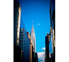 Chrysler Building Photographic Print