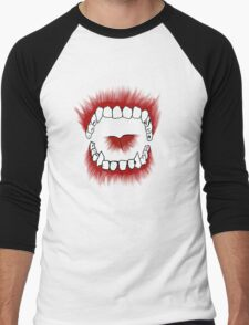 Mouth Men's Baseball ¾ T-Shirt