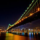 Manhattan Bridge by sxhuang818