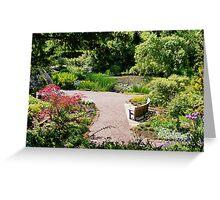 Ness Gardens Greeting Card