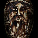Norse God ODIN by TheCroc1979