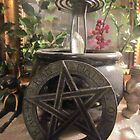 Wicca Altar  by Sagenahb