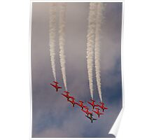 Red Arrows # 8 Poster
