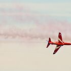 Red Arrows # 12 by Dale Rockell