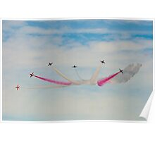 Red Arrows # 18 Poster