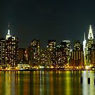 New York City  by sxhuang818