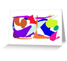 200 Miles Away from Home Smiling Greeting Card