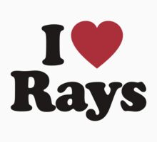 I Love Rays by iheart