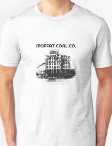 The Moffat Coal Breaker - Taylor PA Unisex T-Shirt