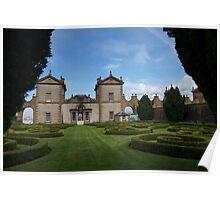 Ornate Garden Poster