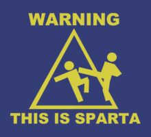 Sparta 300 movie logo parody tshirt by logo-tshirt
