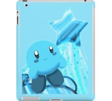 Blue Kirby iPad Case/Skin