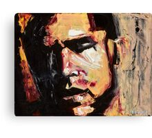 PALETTE KNIFE I Canvas Print