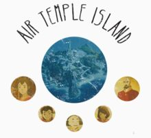 Air Temple Island by Jake Driscoll