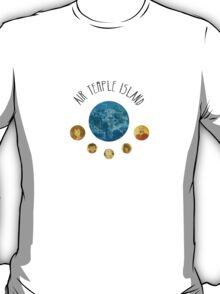 Air Temple Island T-Shirt