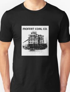 The Moffat Coal Breaker - Taylor PA (V. 2.0) T-Shirt