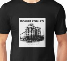 The Moffat Coal Breaker - Taylor PA (V. 2.0) Unisex T-Shirt