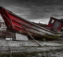 Waiting for the Tide by Photodocktor