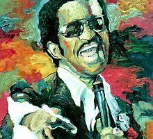 Sammy Davis Jr  by Monifa