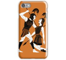 Achilles and Penthesilea Case iPhone Case/Skin