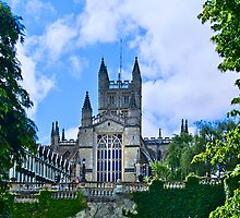 Bath Abbey by Yukondick