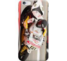 MAXIME BERGER at Miller Motorsports park 2012 iPhone Case/Skin
